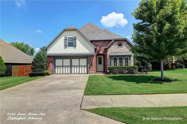 8132 Anna Maria  Ave, Springdale, AR 72762 (MLS #1087747) :: McNaughton Real Estate