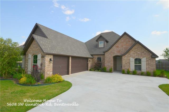 5608 Sw Gunstock  Rd, Bentonville, AR 72712 (MLS #1087754) :: McNaughton Real Estate