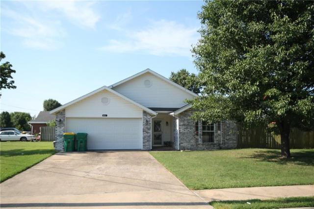 501 Bliss  St, Centerton, AR 72719 (MLS #1087760) :: McNaughton Real Estate
