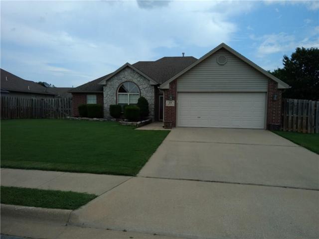 310 Jack Perry  Dr, Centerton, AR 72719 (MLS #1087859) :: McNaughton Real Estate