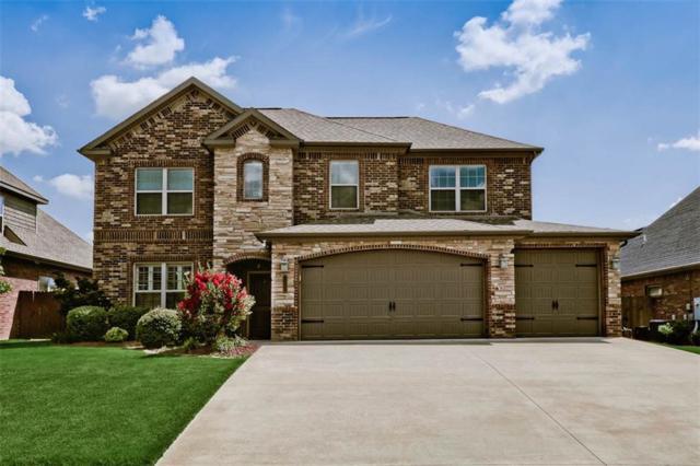 1805 Sw Gosford  Dr, Bentonville, AR 72712 (MLS #1087871) :: McNaughton Real Estate