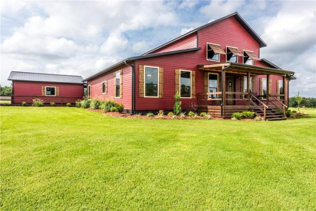 7349 W John Garrison  Rd, Fayetteville, AR 72704 (MLS #1087932) :: McNaughton Real Estate