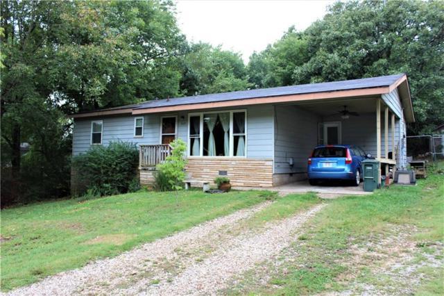 569 Happy Hollow  Rd, Fayetteville, AR 72701 (MLS #1088057) :: HergGroup Arkansas