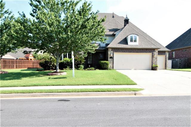 1511 Whippoorwill  Ln, Bentonville, AR 72712 (MLS #1088064) :: McNaughton Real Estate