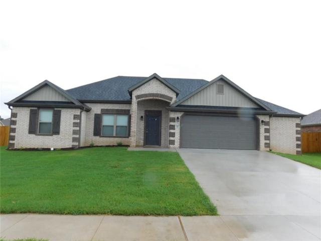 321 Captain Reid  Ln, Prairie Grove, AR 72753 (MLS #1088096) :: McNaughton Real Estate