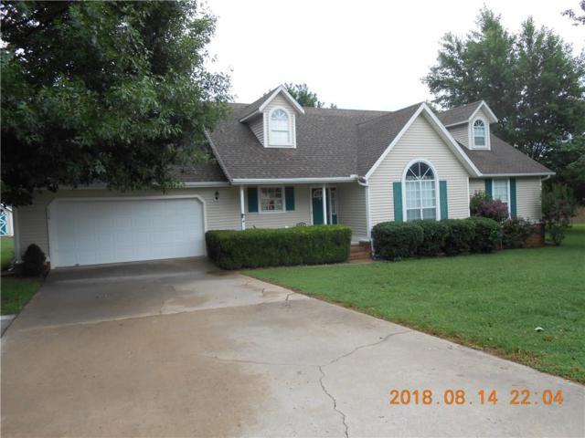 114 N Double Springs  Rd, Farmington, AR 72730 (MLS #1088123) :: McNaughton Real Estate
