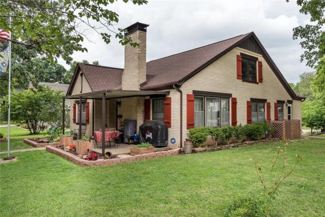 409 N Main  St, Bentonville, AR 72712 (MLS #1088292) :: McNaughton Real Estate