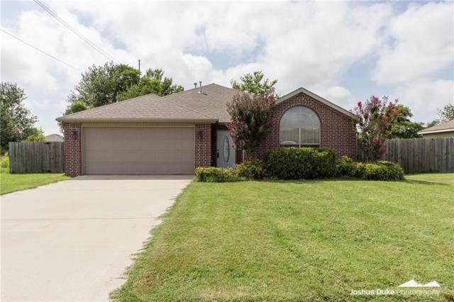 160 Poplar  Rd, Centerton, AR 72719 (MLS #1088326) :: McNaughton Real Estate