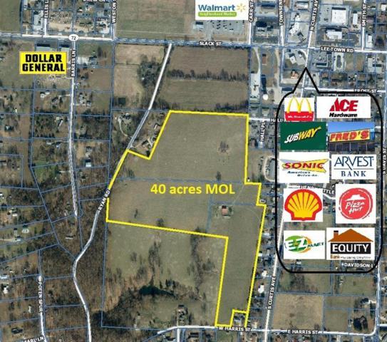 Hall Dr, Pea Ridge, AR 72751 (MLS #1088579) :: McNaughton Real Estate