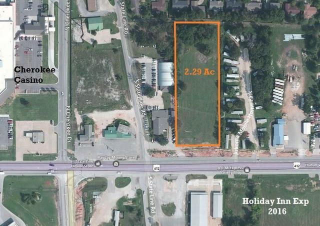 W Hwy 412, Siloam Springs, AR 72761 (MLS #1088582) :: McNaughton Real Estate