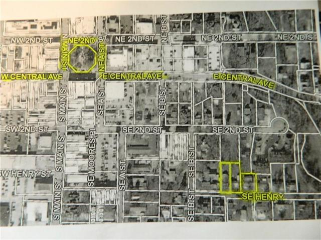 305 Se Henry  St, Bentonville, AR 72712 (MLS #1088877) :: McNaughton Real Estate