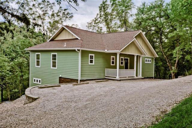 8 Angle  St, Eureka Springs, AR 72632 (MLS #1088912) :: McNaughton Real Estate
