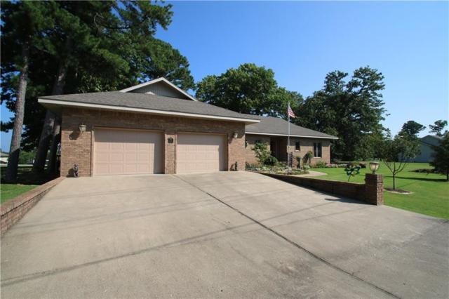 25 Indian Wells  Dr, Holiday Island, AR 72631 (MLS #1089055) :: McNaughton Real Estate