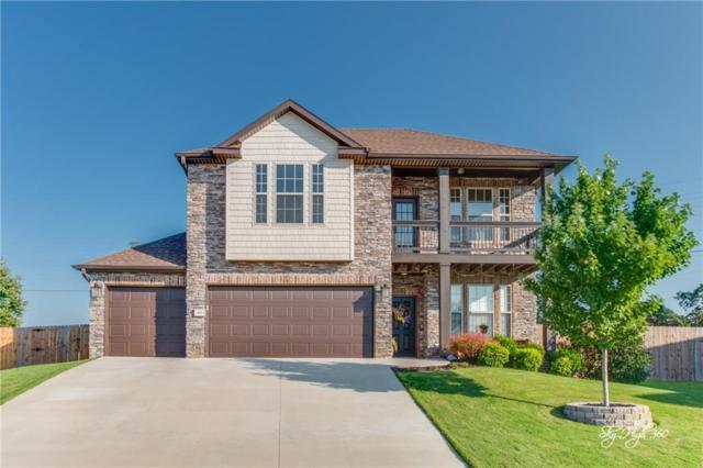 401 Shady Oak  Cir, Cave Springs, AR 72718 (MLS #1089177) :: McNaughton Real Estate