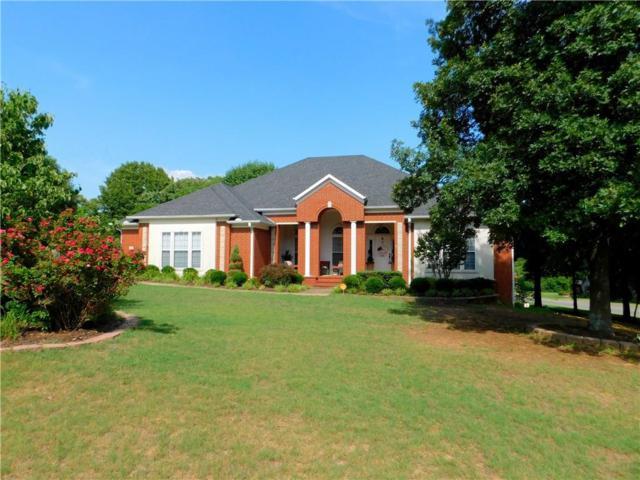 1736 N Buckley  Dr, Fayetteville, AR 72701 (MLS #1089181) :: McNaughton Real Estate