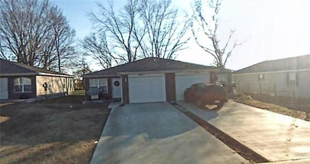 1204 Jewell  St, Siloam Springs, AR 72761 (MLS #1089582) :: McNaughton Real Estate