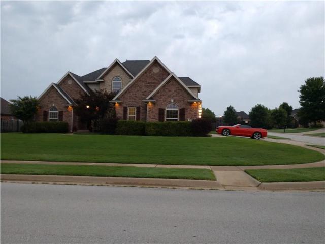 3546 Hearthstone  Dr, Fayetteville, AR 72764 (MLS #1089585) :: McNaughton Real Estate