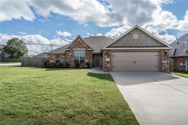 1050 Harvest  St, Centerton, AR 72719 (MLS #1089634) :: McNaughton Real Estate
