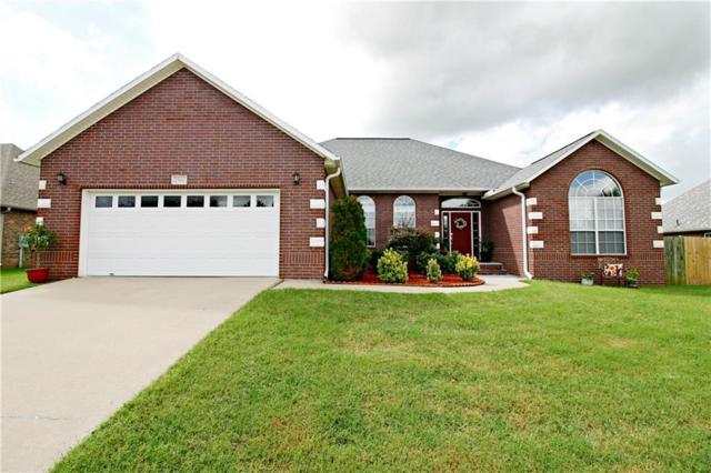 2303 Sw Chinquapin  Ave, Bentonville, AR 72713 (MLS #1089653) :: McNaughton Real Estate