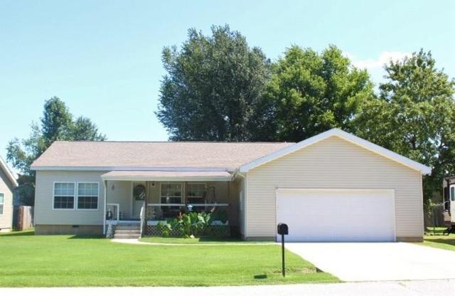 103 Zachary  Dr, Grove, OK 74344 (MLS #1091106) :: Five Doors Real Estate - Northwest Arkansas