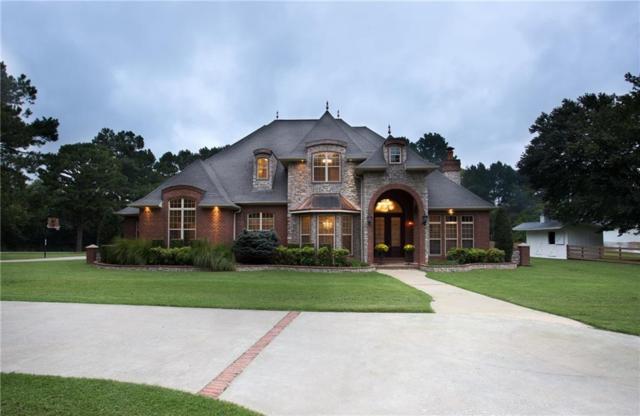 3998 E Skillern  Rd, Fayetteville, AR 72703 (MLS #1091215) :: McNaughton Real Estate