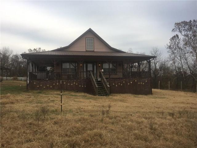 49884 710  RD, Colcord, OK 74338 (MLS #1091338) :: McNaughton Real Estate