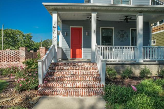 448 Sw D  St, Bentonville, AR 72712 (MLS #1091392) :: McNaughton Real Estate