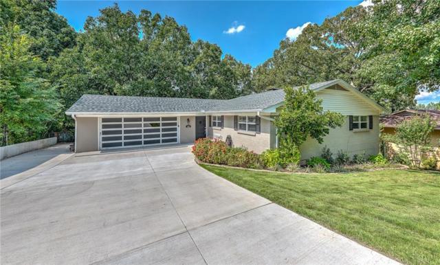 2333 N Juneway  Ter, Fayetteville, AR 72703 (MLS #1091431) :: McNaughton Real Estate