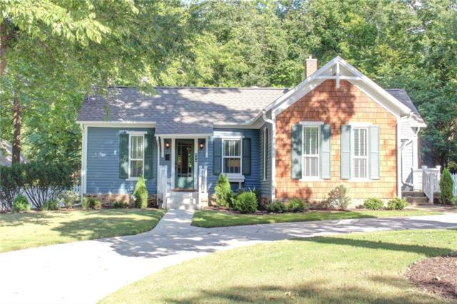 528 N Willow  Ave, Fayetteville, AR 72701 (MLS #1091511) :: McNaughton Real Estate