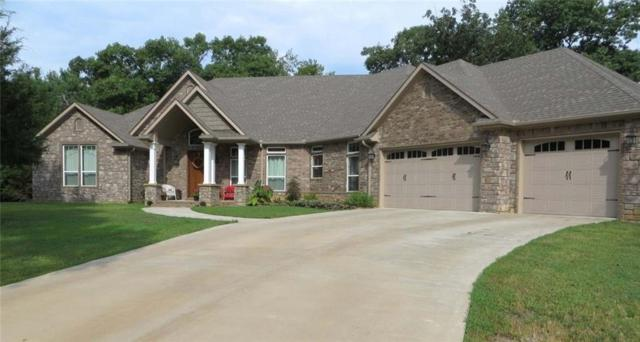 14704 Oak Bower  Rd, Mulberry, AR 72947 (MLS #1091554) :: McNaughton Real Estate