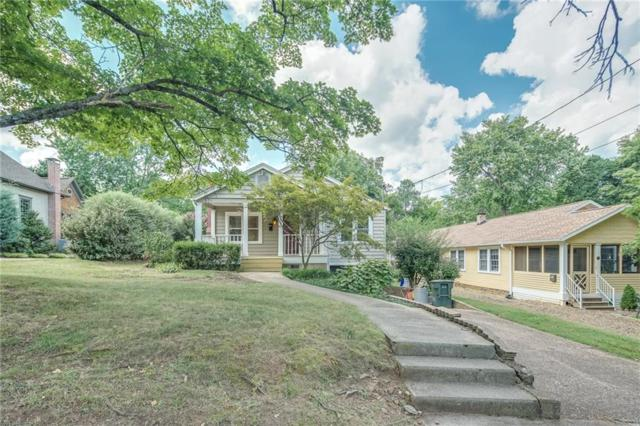 617 Willow  Ave, Fayetteville, AR 72701 (MLS #1092063) :: Five Doors Real Estate - Northwest Arkansas