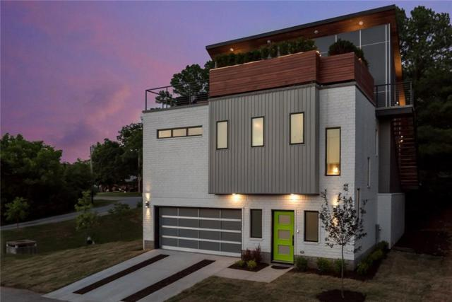 1560 Desoto  Pl, Fayetteville, AR 72703 (MLS #1092078) :: McNaughton Real Estate
