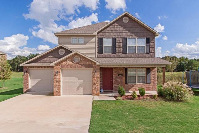 11490 Giles  Rd, Farmington, AR 72730 (MLS #1092276) :: McNaughton Real Estate