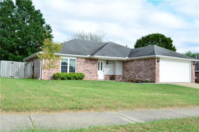 1138 Oleander  Ln, Fayetteville, AR 72704 (MLS #1092338) :: McNaughton Real Estate