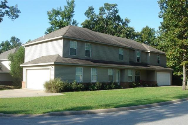 2109-2111 & 2147-2149  E Cinnamon  Wy, Fayetteville, AR 72703 (MLS #1092379) :: McNaughton Real Estate