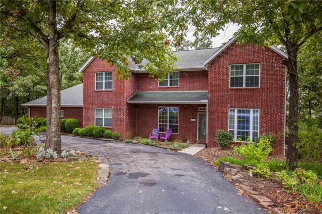 4101 N Hillside  Ter, Fayetteville, AR 72703 (MLS #1093987) :: McNaughton Real Estate