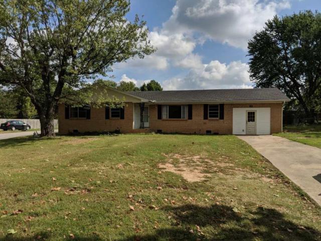 272 Napier  Ave, Fayetteville, AR 72701 (MLS #1093995) :: McNaughton Real Estate