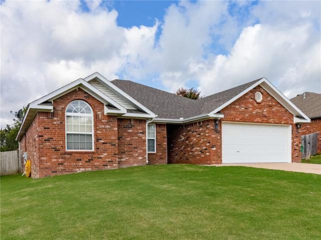 218 Hailey  Dr, Centerton, AR 72719 (MLS #1094211) :: McNaughton Real Estate