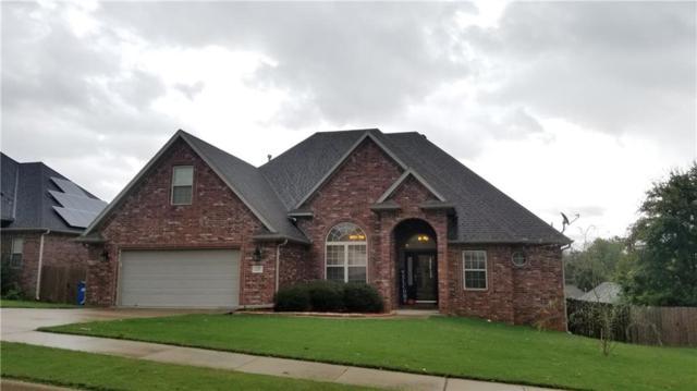 3705 Osprey  Dr, Bentonville, AR 72712 (MLS #1094304) :: Five Doors Real Estate - Northwest Arkansas