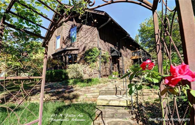 617 N Fallin  Ave, Fayetteville, AR 72701 (MLS #1094427) :: McNaughton Real Estate