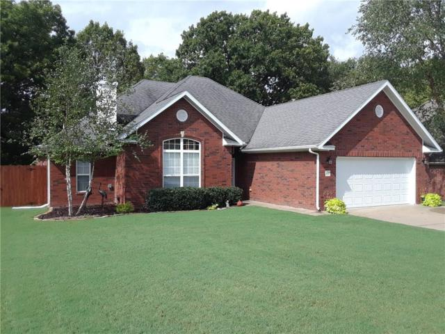 407 Coachlight  Dr, Bentonville, AR 72712 (MLS #1094519) :: McNaughton Real Estate