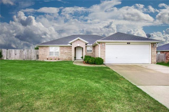 610 Steepro  Dr, Centerton, AR 72719 (MLS #1094574) :: McNaughton Real Estate