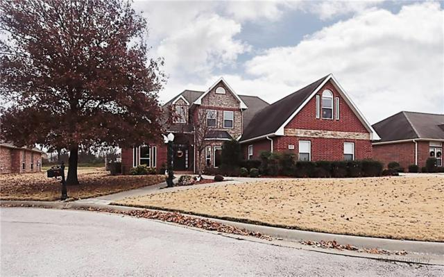 4868 Trails End  Ln, Fayetteville, AR 72764 (MLS #1094625) :: McNaughton Real Estate