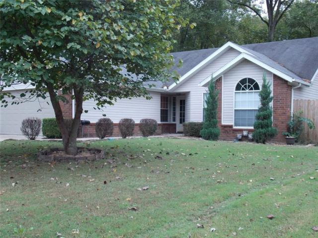 2216 Oaklawn  Ave, Fayetteville, AR 72701 (MLS #1094645) :: McNaughton Real Estate