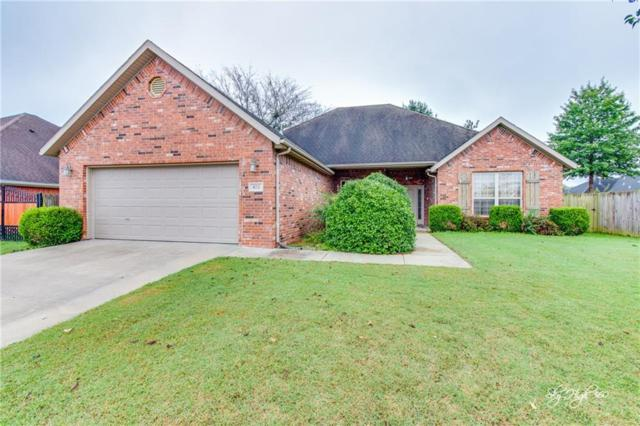659 Odyssey  Ave, Springdale, AR 72764 (MLS #1094729) :: McNaughton Real Estate