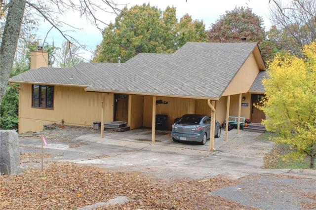 931 & 933  N Oak  Dr, Fayetteville, AR 72701 (MLS #1095514) :: Five Doors Real Estate - Northwest Arkansas