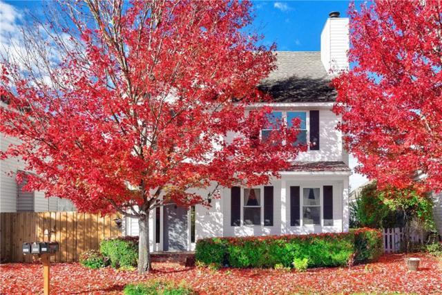 3655 S Tower  Cir, Fayetteville, AR 72704 (MLS #1095550) :: McNaughton Real Estate