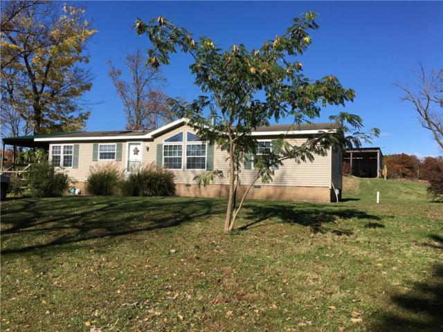14410 Highway 102, Gravette, AR 72736 (MLS #1096861) :: Five Doors Real Estate - Northwest Arkansas