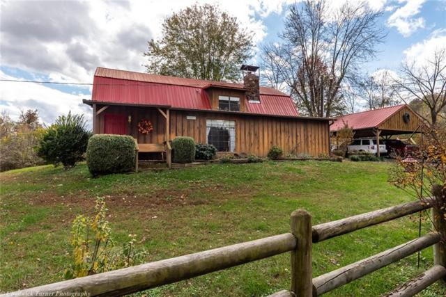 127 Madison 7805, Huntsville, AR 72740 (MLS #1096930) :: Five Doors Real Estate - Northwest Arkansas