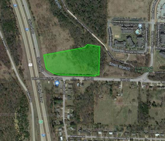 1740 Futrall  Dr, Fayetteville, AR 72701 (MLS #1097094) :: Five Doors Real Estate - Northwest Arkansas